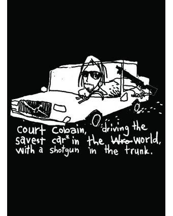 Roland Brueckner, Kurt Cobain
