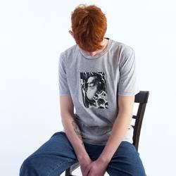 """Любовь к себе - начало смерти  Такая цитата Льва Толстого дополняет это изображение. Прав он был или нет, решать вам. В любом случае, принт """"Tolstoy Skulls"""" отлично смотрится на винтажной футболке, поэтому она снова доступна к покупке.  Все размеры в наличии. За подробностями обращайтесь к консультантам.  #STTU831_BJ005  3600P  #freelabelme #newhollandisland #russianartist #tshirts #organiccotton #printdesign"""